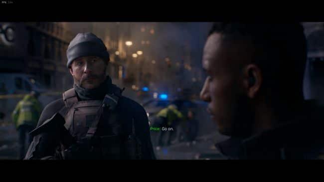 Modern Warfare Single Player screenshot
