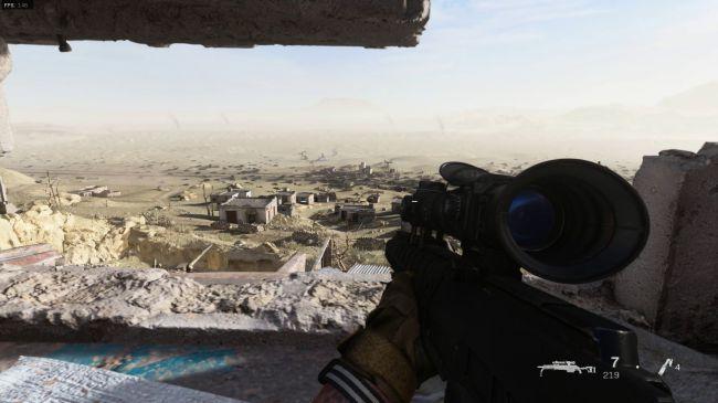Call of Duty - Modern Warfare Single Player Review 4