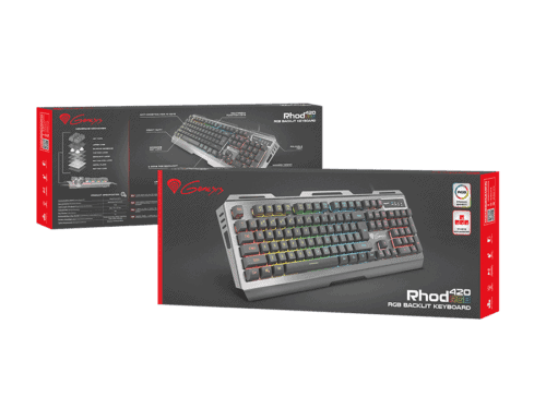 Genesis Rhod 420 RGB - 1