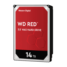 WD red 3.5 14tb