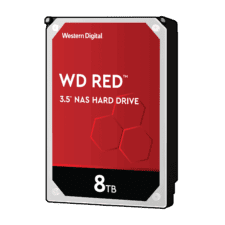 WD red 3.5 8tb