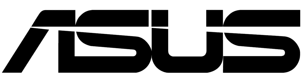 Logo van ASUS