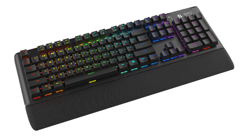 SPC Gear GK550 Omnis Kailh Red RGB